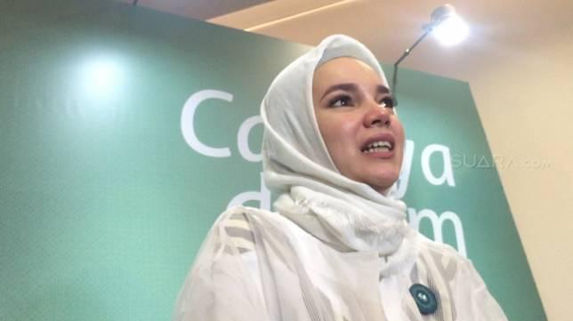 Dewi Sandra (Sumarni/Suara.com)