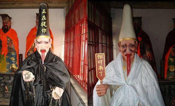 Hantu Paling Seram di Tiongkok