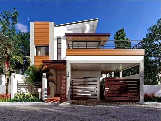 5 Model Rumah Minimalis 2 Lantai Ini Tak Lekang Oleh Waktu