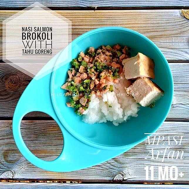 7 Resep Mpasi Lezat Berbahan Brokoli Untuk Bayi Anda Theasianparent Line Today