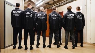 錯過會後悔!OAMC 2017秋冬系列員工限定外套即將上市