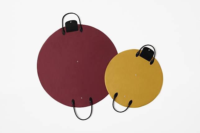 Circle(大$750;中$500)共有兩個尺寸。