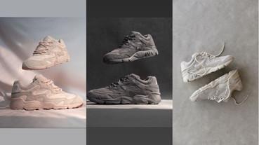 選擇障礙發作!NEW BALANCE球鞋ML850推新色,奶油白、曜石灰,粉裸色也太好看!