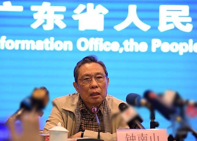 鍾南山指新型病毒目前沒有有效的針對性藥物。