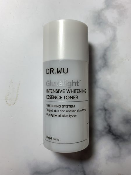 DR.WU 潤透光美白化妝水30ml 全新品 效期2021.11 【淨妍美肌】