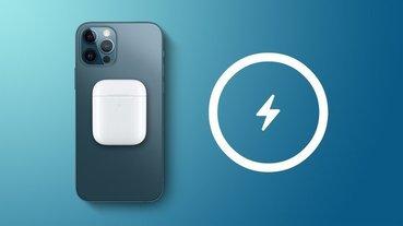 iPhone 12 系列似乎也加入反向無線充電功能,支援未來的 Apple 配件