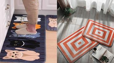 家中止滑墊怎麼挑? 挑對讓你不滑倒 兼具打造居家空間佈置感