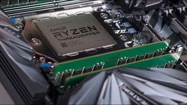 第一顆消費級 64 核心處理器 AMD Ryzen Threadripper 3990X ,將於 2020 年推出