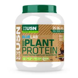 USN Blue Lab Plant Protein 900g 植物蛋白 900公克