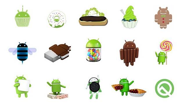 招牌機械人以前會跟甜點融為一體,這麼有趣的設計日後要消失了!(互聯網)