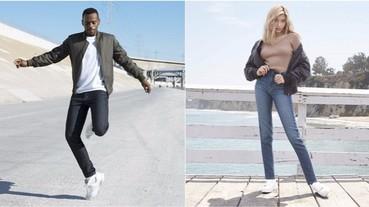 主打極致舒適!UNIQLO 推出 2017 秋冬全新牛仔褲系列