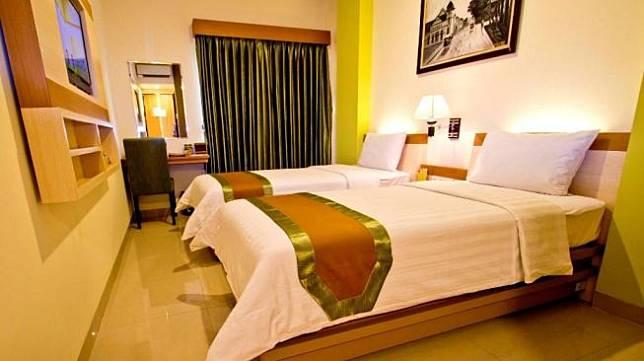 Diskon 75 Persen 5 Hotel Di Bandung Ini Harganya Tak Sampai Rp 200 Ribu Suara Com Line Today