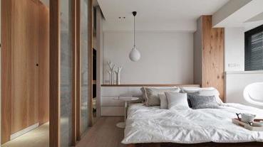 好眠紓壓必備, 10 款經典臥房設計!