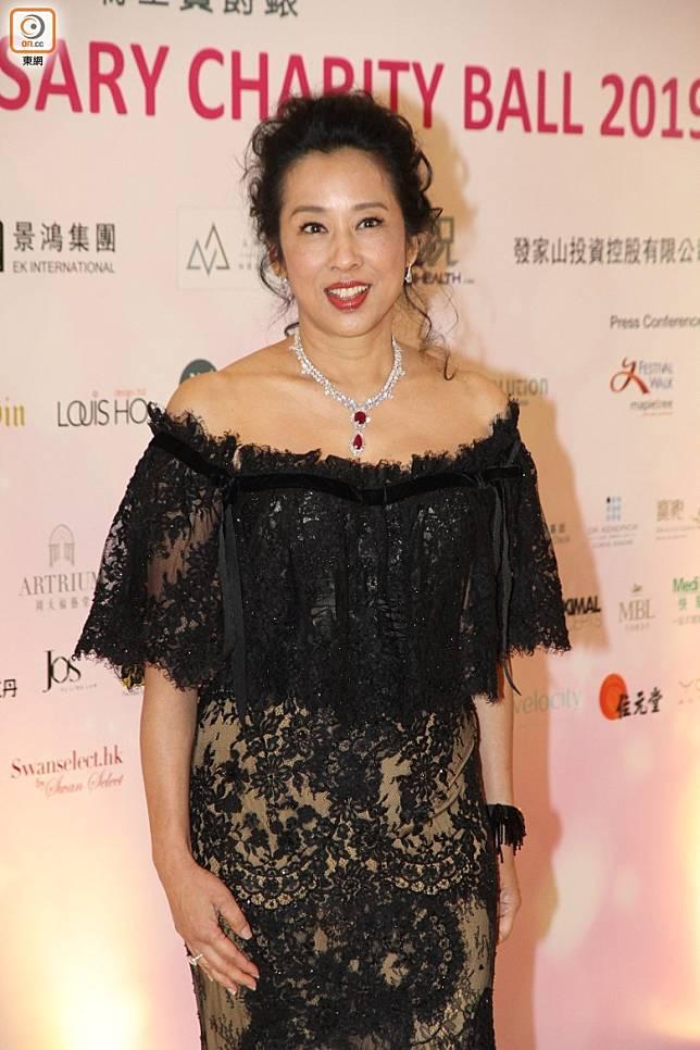 朱玲玲被譽為史上最美麗的港姐。