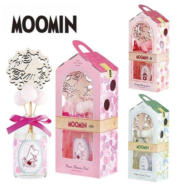 嚕嚕米 香氛組 禮盒 超值100ml Moomin 日本正版 該該貝比日本精品 ☆