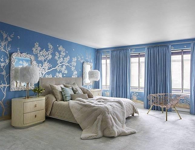 Download 61 Koleksi Wallpaper Dinding Warna Biru Tua HD Paling Keren