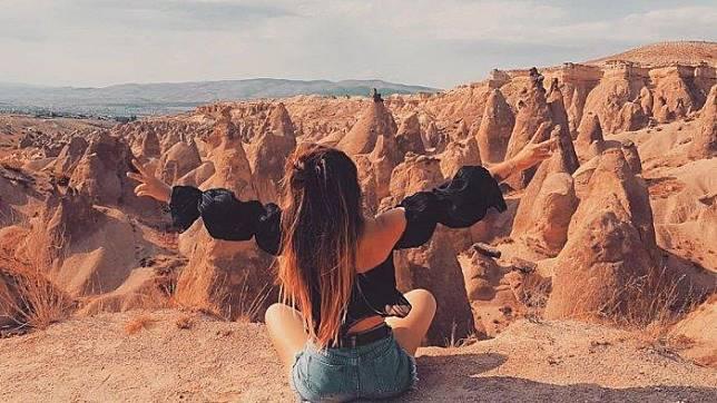 Keliling Cappadocia untuk Traveler
