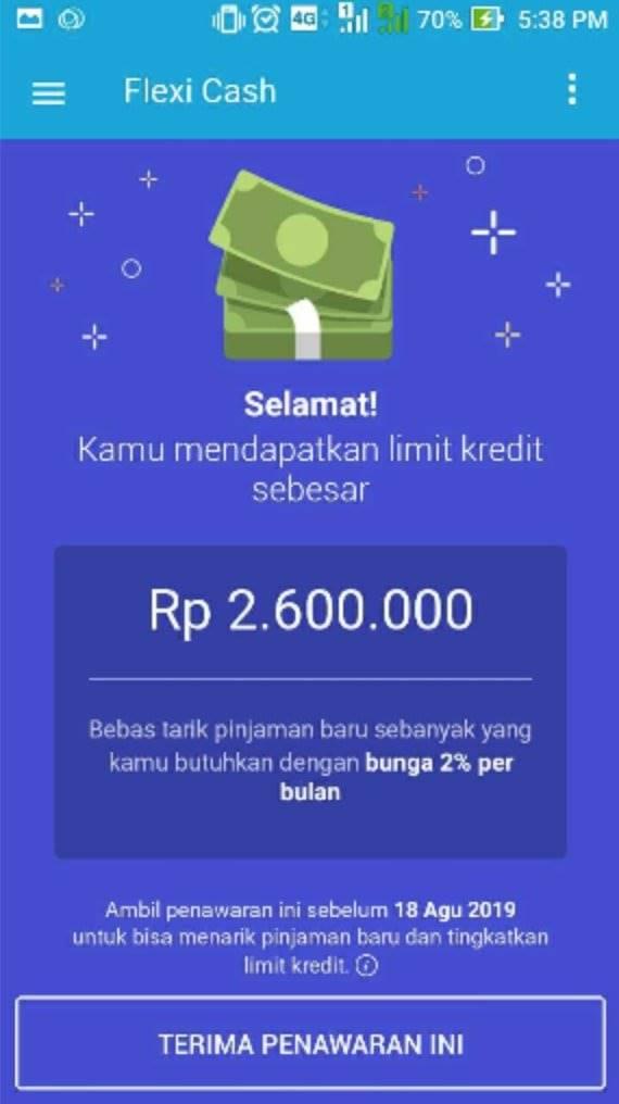 Diawasi Ojk 4 Bank Ini Tawarkan Pinjaman Online Dengan Bunga Dari