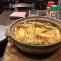 味噌煮込みうどん - 実際訪問したユーザーが直接撮影して投稿した西新宿うどん三国一 西口店の写真のメニュー情報