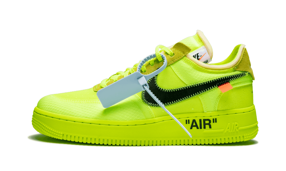 The Off-White x Nike Air Force 1 Low
