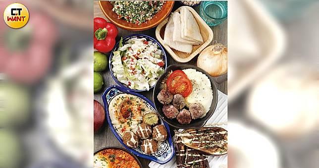 【味蕾遊列國3】以色列ISRAEL 包豆醬美味三寶