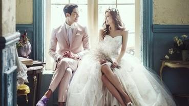 打造如偶像劇般的婚紗照!超熱門韓式婚紗攝影大解析