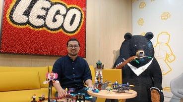 專訪樂高資深設計師鄭以謙:在丹麥總部上班的台灣設計師