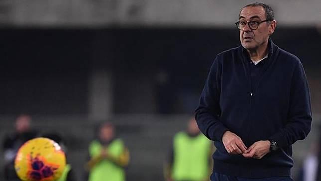 Maurizio Sarri Angkat Bicara soal Keputusannya Jarang Memainkan Aaron Ramsey di Juventus