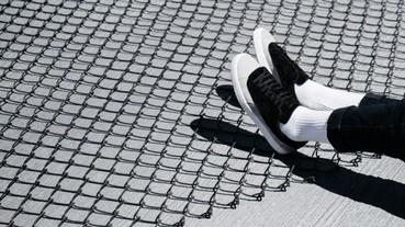 PUMA 經典 SUEDE 50週年限定 再度攜手美國西岸街頭霸主 STAMPD 黑白格調時尚收藏 88-18 SUEDE #SUEDE #ForAllTime