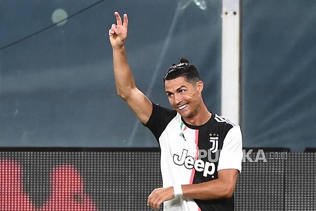 Cristiano Ronaldo, Terlahir Untuk Jadi Penyelamat