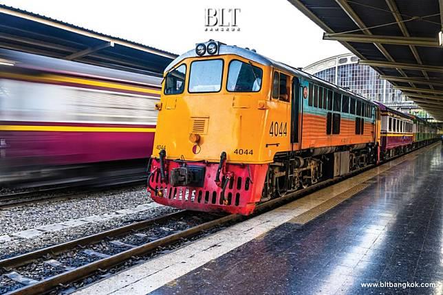 การรถไฟฯ ออกประกาศปิดขบวนรถเชิงพาณิชย์ 3 สาย รวม 22 ขบวน เริ่ม 1 เม.ย.นี้