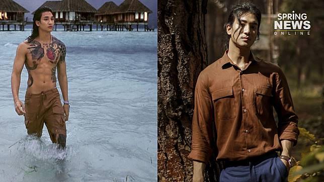 เปิดวาร์ป ไป๊ ตะกน Paing Takhon นายแบบหนุ่มพม่า ฮอตข้ามประเทศ