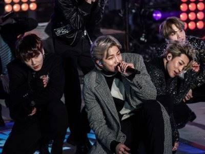BTS Rilis Lagu Black Swan Sebagai Bentuk Eksplorasi Sebagai Seniman
