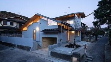 【京都】日系的建築美學 屋簷下的房子