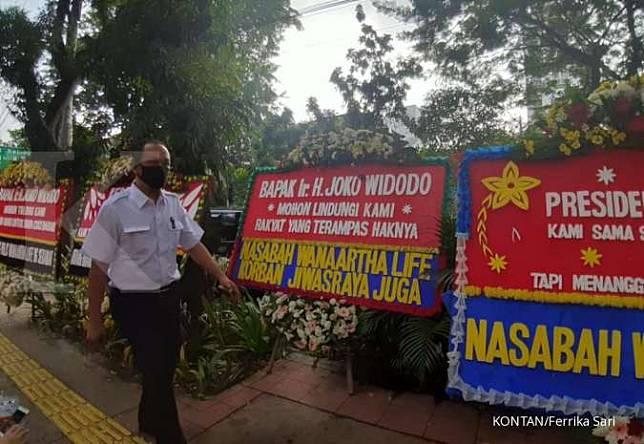 Geram Rekening Disita Kejagung Forum Nasabah Wanaartha Bakal