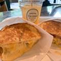 グリルドチーズ - 実際訪問したユーザーが直接撮影して投稿した西新宿ベーカリーmorethanbakeryの写真のメニュー情報