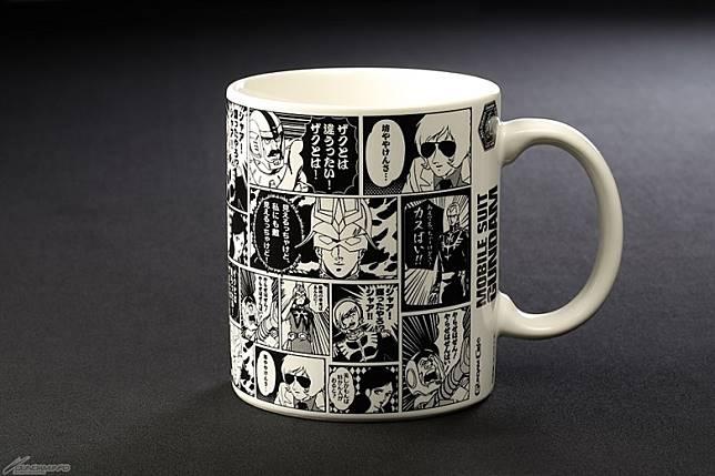 連杯子上也印上了「博多腔 Ver.」的圖案。售價:1,320日圓(約HK$95)(互聯網)