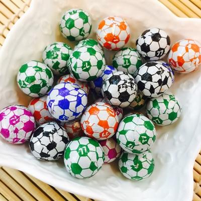 【譽展蜜餞】足球巧克力 450g/100元
