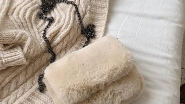 可愛又療癒的「毛毛包」推薦!2020秋冬一定要擁有一款