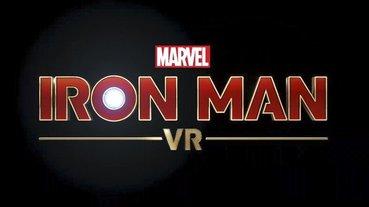 《 漫威鋼鐵人 VR 》將在 7/3 正式推出,快準備好你的 PS VR!