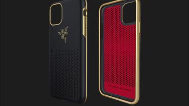 RAZER ARCTECH PRO手機殼推出黑金新配色,來為你的iPhone11添購新衣吧!