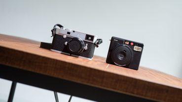 起點品物 / SamDeng「徠卡相機好難開箱(是真的)」