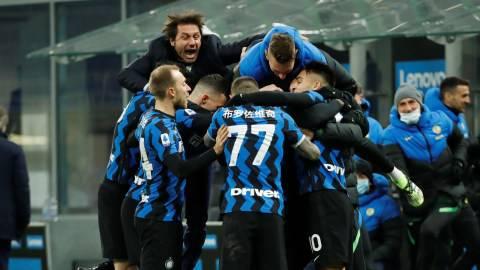 Breaking News: Inter Milan Resmi Juara Liga Italia 2020/21!