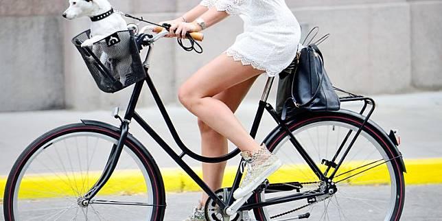 Bersepeda Bisa Picu Problem Seksual pada Wanita