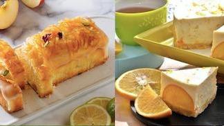 屬於冬日酸甜的好滋味!散發究極水果香,6款【柑橘蛋糕】特搜