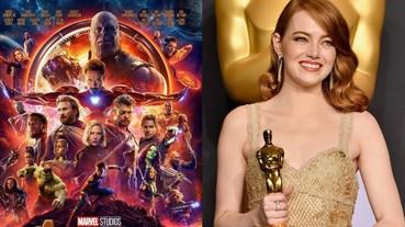 金酸莓獎嗆奧斯卡設立「最佳大眾電影獎」自貶身價 降低格調來獎勵流行商業電影!