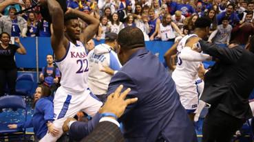 違反「潛規則」 NCAA堪薩斯內戰引爆衝突