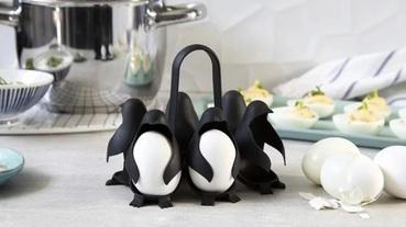 讓企鵝們來當你的烹飪小幫手!Twitter爆紅「Egguins企鵝煮蛋器」,讓下廚變得更療癒!