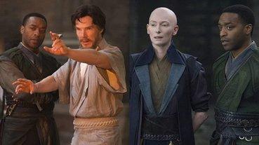 莫度男爵確定回歸出演《奇異博士 2》,將揭曉「大家在打薩諾斯時他在哪裡?」