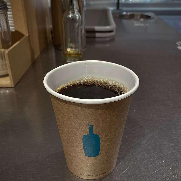 新宿区周辺で多くのユーザーに人気が高いコーヒーブルーボトルコーヒー 新宿カフェ店のBLENDの写真